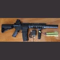 M-4 SWAT METAL GEAR Rifle