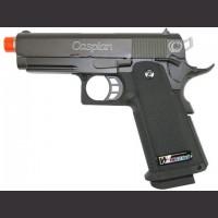 Hi-Capa Green Gas Blowback Pistol