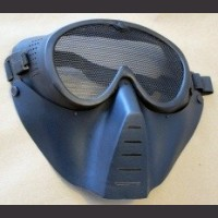 Deluxe Airsoft Face Mask