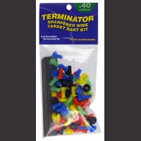 100 Piece Wire Target Darts