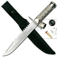 "16"" Naval Survival Knife"