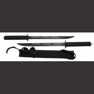 "18"" Ninja Sword Two Piece Set"