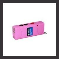 5,000,000 Volt Pink Keychain Stun Gun