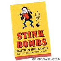 Stink Bombs (3-Pack)