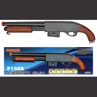 M-47 Wood Metal Shotgun