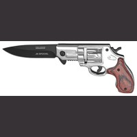 "5"" Spring Assist Revolver Knife"