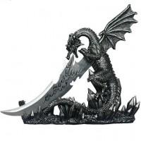 "12"" Dragon Lance Dagger"
