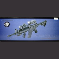 MR-744 Spring Airsoft Rifle