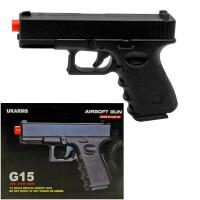 G-15 Glock Metal Pistol