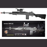 M-160 Metal Deluxe Sniper Rifle