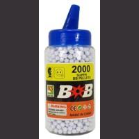 2,000 Piece 12 Gram BB's